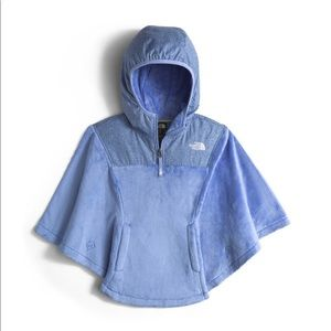 The Northface oso fleece poncho
